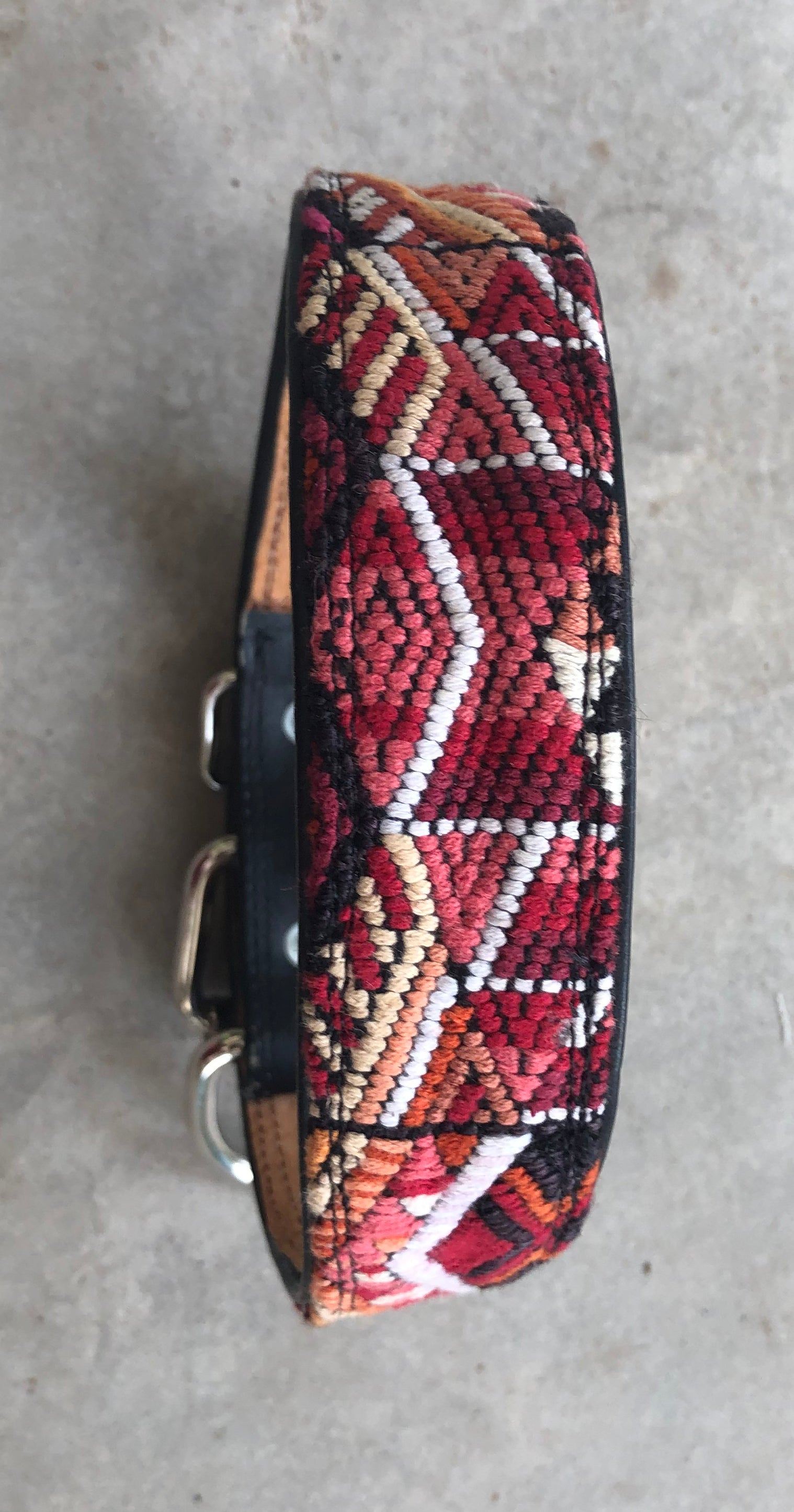 Dog Collar - Red Chichi