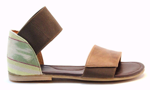 Light Brown Agave Siempre Sandal