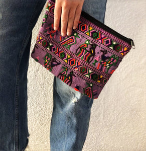 Oversized Chajul Pouch