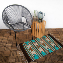 Load image into Gallery viewer, Aztec Rug 04