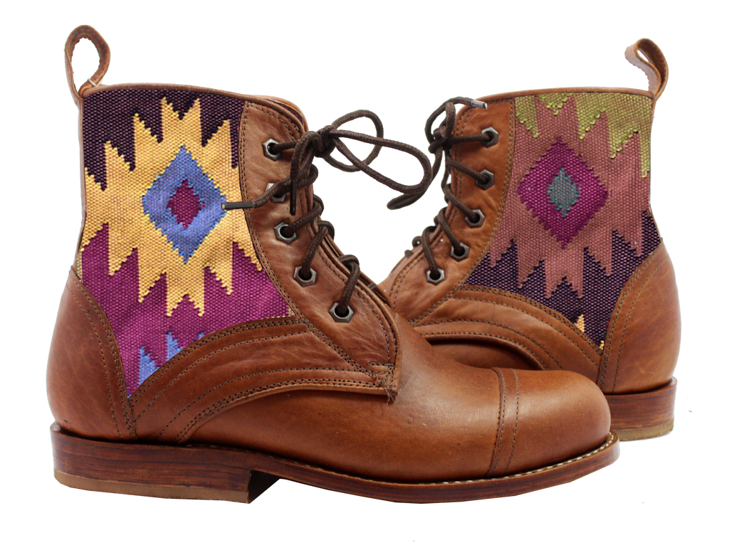 Earth Star Peace in the Streets Boot