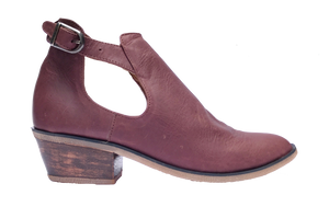 Plum Vista Boot