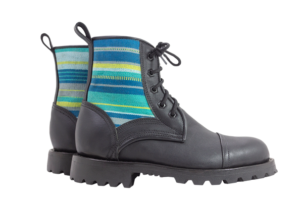 Rayos del Sol Summit Boot: Customize Your Textile