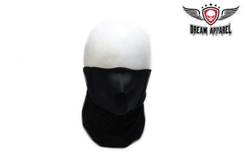 Bikers Face Mask W/ Velcro Strap On The Back