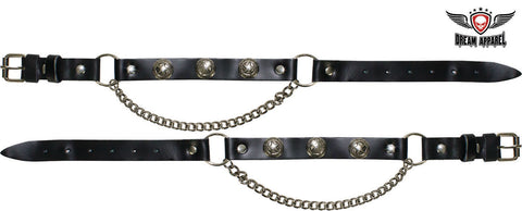 Texas Star Boot Chains