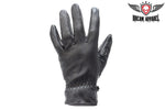 Perforated Driving Gloves