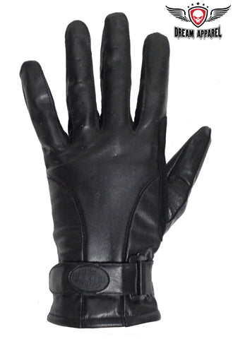 Full Finger Riding Gloves With Velcro