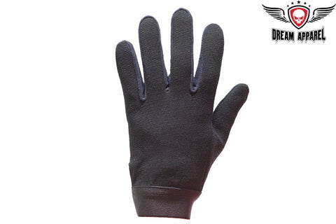 Men's Mesh Textile Mechanic's Gloves