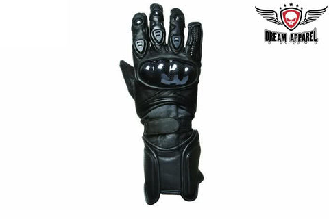 Men's Double Layered Hard Knuckle Finger Protectors