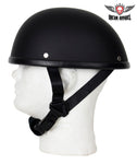 Eagle Flat Black Novelty Helmet