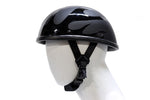Eagle Novelty Helmet With Black Flame