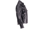 Women's Leather Jacket With Removable Liner