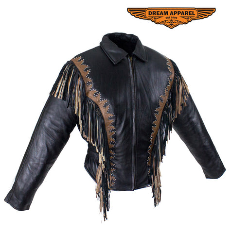 Women Jacket with Stud