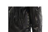 Womens Jacket With Conchos
