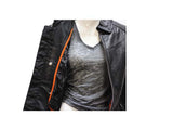 Womens Heavy Duty Leather Jacket