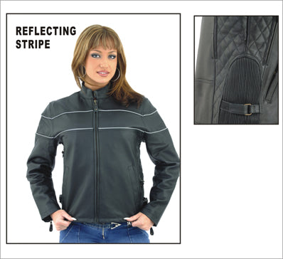 Womens PV Motorcycle Jacket