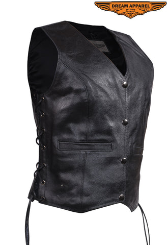 Womens Classic Style Vest