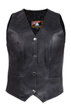 Womens Plain Traditional Vest