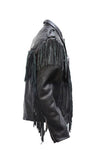 Mens Leather Bon Jovi Jacket