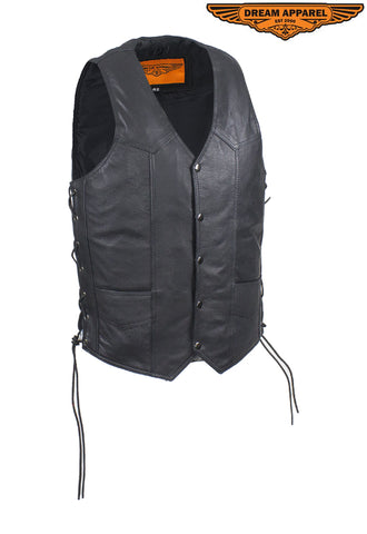 Mens Vest With Multi Pockets