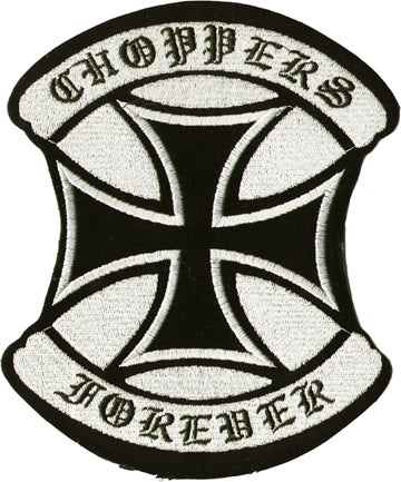 Iron Cross Choppers Forever Patch