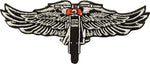 Chopper Wings Patch