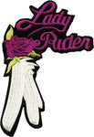 Lady Rider Rose Patch