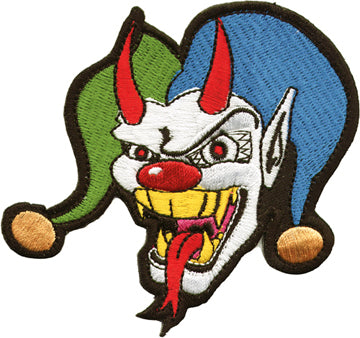 Horned Jester Patch