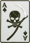 Ace Grim Skull Patch