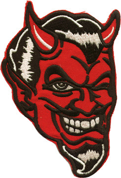Laughing Devil Patch