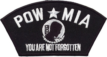 POW Banner Patch