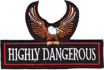 Highly Dangerous Eagle
