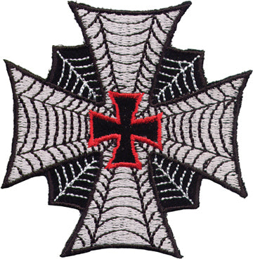 Iron Cross Webbed Patch