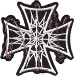 Iron Cross Chained Patch