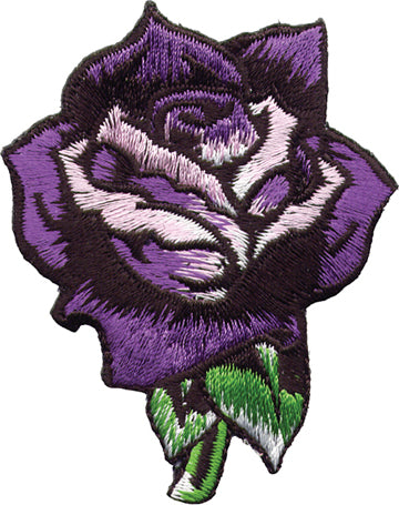 Violet Rose Patch