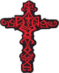 Tribal Cross Patch