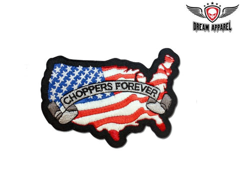 Choppers Forever Patch