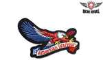 American Warrior Eagle Patch