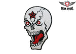 Evil Star Skull Patch