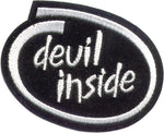 """Devil Inside"" Patch"