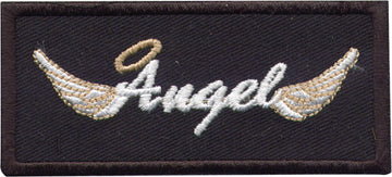 """Angel"" Wings Patch"