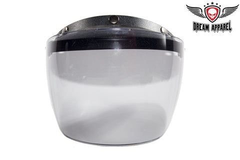 Smoke Replacement Motorcycle Helmet Face Shield