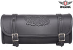 "10"" Motorcycle Tool Bag With Eagle"