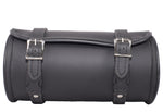 "12"" Plain PVC Motorcycle Tool Bag"