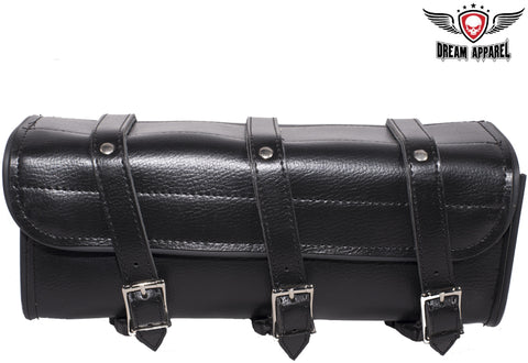 "12"" Motorcycle Tool Bag With Universal Fitting"
