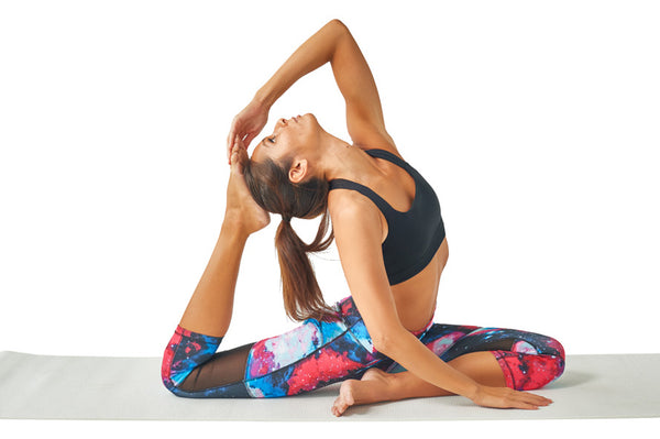 Yoga poses to relieve PMT