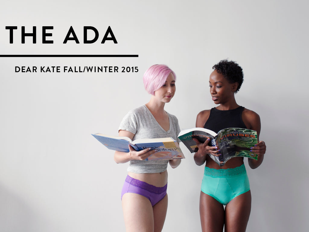 Dear Kate Ada Collection - Period Panties