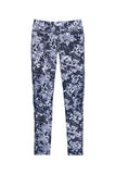 The Go Commando Yoga Full-Length - Gray Mosaic - Gray Mosaic