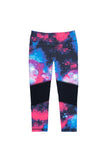 Go Commando Yoga Capri - Galaxy - Galaxy