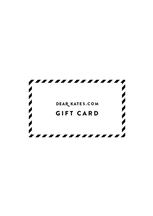 Dear Kate - Gift Card - 2
